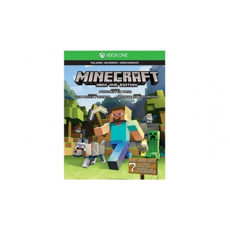 Minecraft Favorites (XBOX ONE)