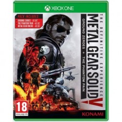 Metal Gear Solid V: The Definitive Experince (XBOX ONE)