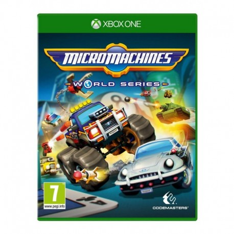 Micro Machines (XBOX ONE)