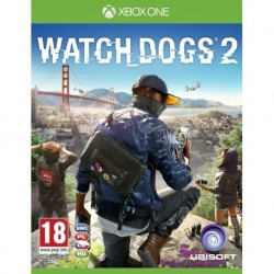 Watch Dogs 2 PCSH (XBOX ONE)