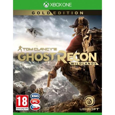 GHOST RECON WILDLANDS GOLD PCSH (XBOX ONE)
