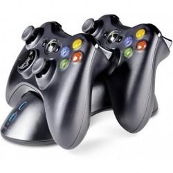 Ładowarka Speedlink BRIDGE USB Xbox 360, black