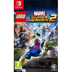 LEGO Marvel Super Heroes 2 (NSwitch)