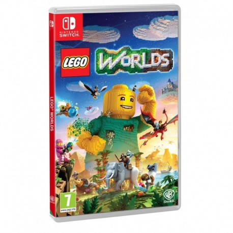 LEGO Worlds (NSwitch)