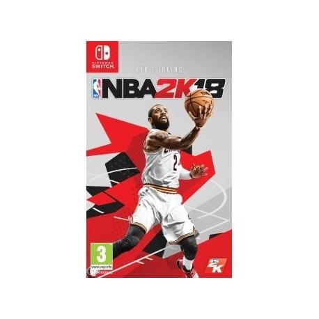 NBA 2K18 (NSwitch)