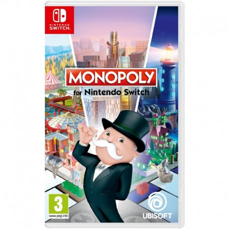 Monopoly (NSWITCH)