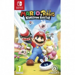 MARIO + RABBIDS KINGDOM BATTLE PCSH (NSWITCH)