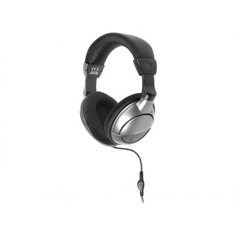 Słuchawki z mikrofonem A4Tech HS-800 czarno-srebrne