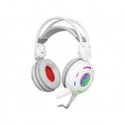 Słuchawki z mikrofonem A4TECH BLOODY G300 białe