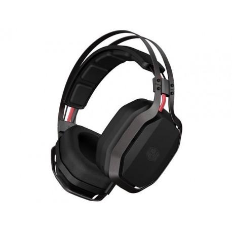 Słuchawki z mikrofonem Cooler Master MasterPulse 2.0 BFX V2 Gaming nauszne czarne