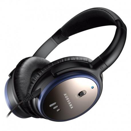 Słuchawki z mikrofonem Creative Aurvana ANC