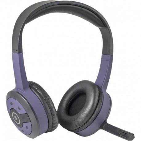 Słuchawki z mikrofonem DEFENDER FREEMOTION B085 bezprzewodowe radiowe 2.4GHz