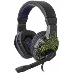 Słuchawki z mikrofonem DEFENDER WARHEAD G-400 podświetlane USB Gaming + GRA