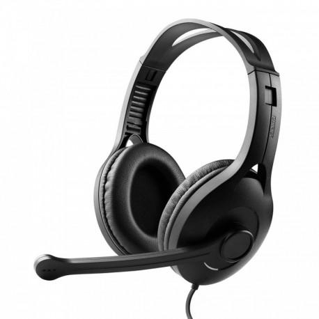 Słuchawki z mikrofonem Edifier K800