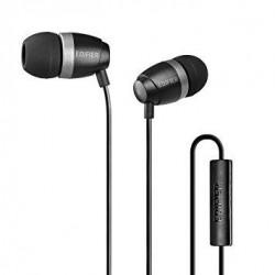 Słuchawki z mikrofonem Edifier P210 czarne