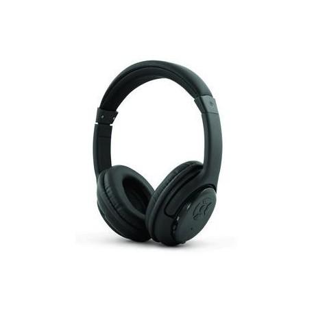 Słuchawki z mikrofonem Esperanza Libero bezprzewodowe czarne
