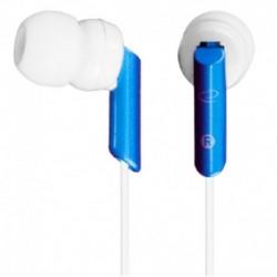 Słuchawki Esperanza EH129 biało-niebieskie