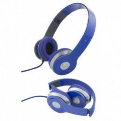 Słuchawki Esperanza EH145B Techno niebieskie