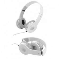 Słuchawki Esperanza EH145W Techno białe