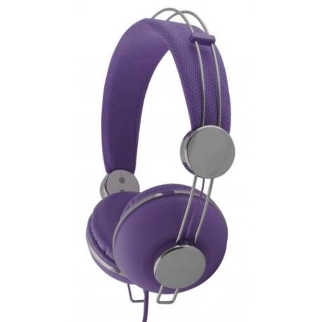 Słuchawki Esperanza EH149V fioletowe