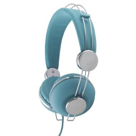 Słuchawki Esperanza EH149T turkusowe