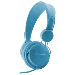 Słuchawki Esperanza EH148B niebieskie