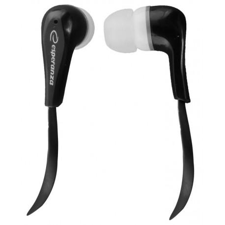 Słuchawki Esperanza EH146K czarne