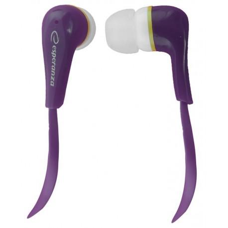 Słuchawki Esperanza EH146V fioletowe