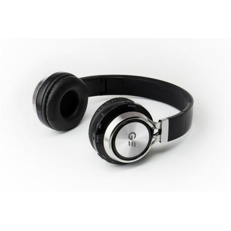 Słuchawki z mikrofonem Garett S3 bezprzewodowe Bluetooth czarne