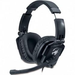 Słuchawki z mikrofonem Genius Lychas HS-G550 Gaming czarne