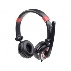 Słuchawki z mikrofonem Gembird MHS-5.1-001