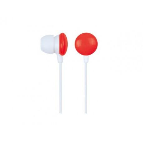 Słuchawki z mikrofonem Gembird MHP-EP-001-R
