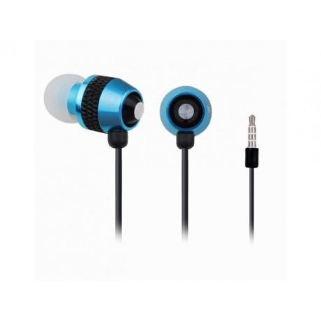 Słuchawki z mikrofonem Gembird MHS-EP-002 czarno-niebieskie