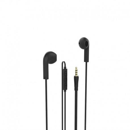 Słuchawki z mikrofonem Hama Advance czarne