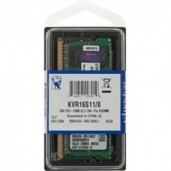 Pamieć DDR3 KINGSTON SODIMM 8GB 1600MHz CL.11 1.5V