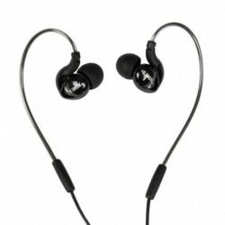 Słuchawki z mikrofonem iBOX S1 Sport czarne