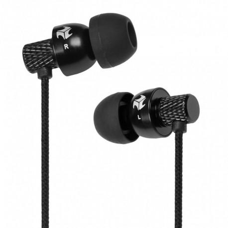 Słuchawki z mikrofonem iBOX Z3 czarne