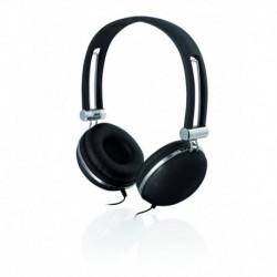 Słuchawki iBOX D005 czarne