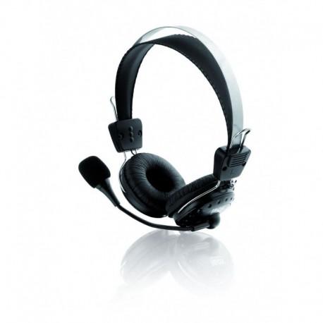 Słuchawki z mikrofonem iBOX HPI 203MV