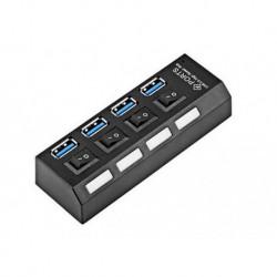 Hub S-link Hytech HY-U350 4 x Port USB 3.0 HUB USB