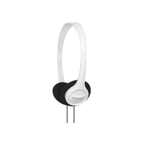 Słuchawki Koss KPH7 białe