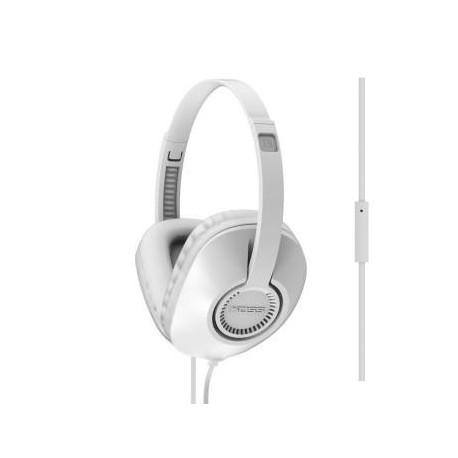 Słuchawki z mikrofonem KOSS UR23i białe