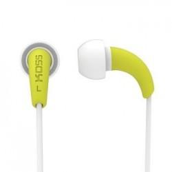Słuchawki KOSS FitBuds KEB32L limonkowe