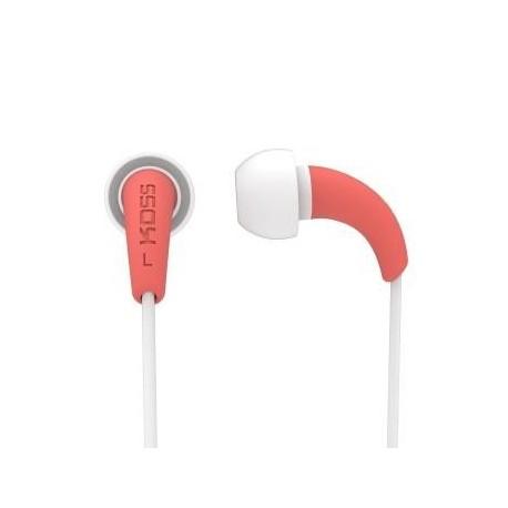 Słuchawki KOSS FitBuds KEB32C koralowe