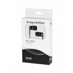 Słuchawki KrugerandMatz KMM01BK czarne