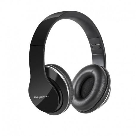 Słuchawki KrugerandMatz Street KM0630 czarne