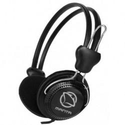 Słuchawki z mikrofonem MANTA HDP013