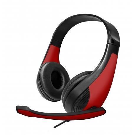 Słuchawki z mikrofonem MANTA HDP010