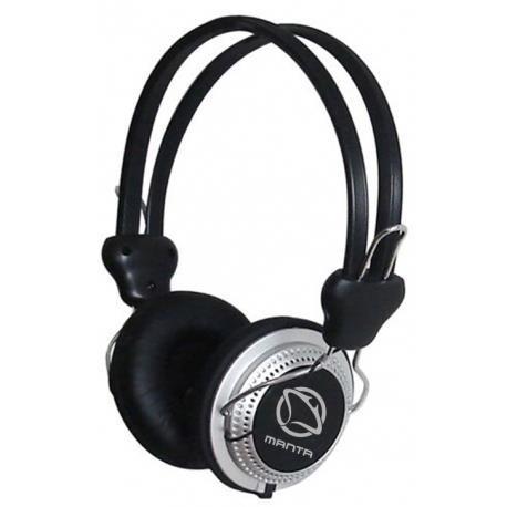 Słuchawki z mikrofonem MANTA HDP011