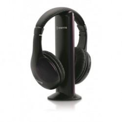 Słuchawki Manta MM65 bezprzewodowe czarne